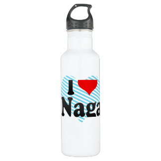 私はナガ語、フィリピンを愛します ウォーターボトル