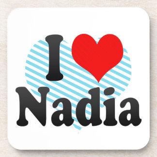 私はナディアを愛します コースター