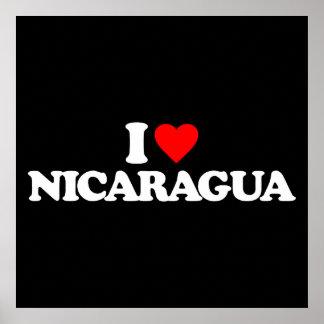 私はニカラグアを愛します ポスター