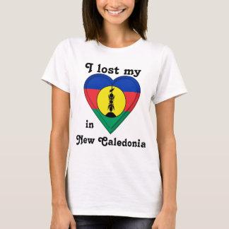 私はニューカレドニアの私のハートを失った Tシャツ
