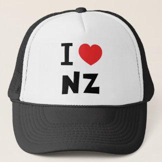 私はニュージーランドを愛します キャップ