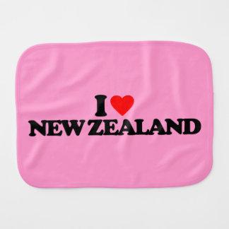 私はニュージーランドを愛します バープクロス