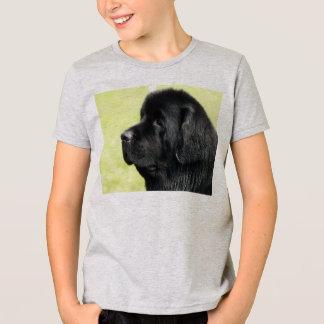 私はニューファウンドランド…犬です Tシャツ