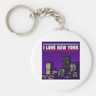 私はニューヨークを愛します キーホルダー