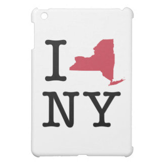 私はニューヨークを愛します iPad MINIカバー