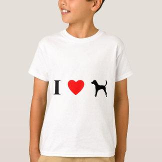 私はハリアーを愛します Tシャツ