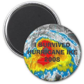 私はハリケーンIKEの2008年の磁石を生き延びました マグネット