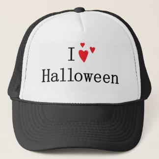 私はハロウィンを愛します キャップ