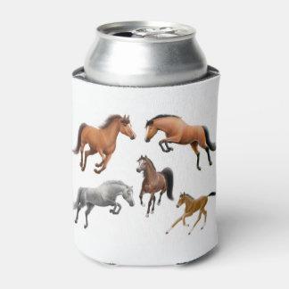 私はハンターのジャンパーの馬のクーラーボックスを愛します 缶クーラー