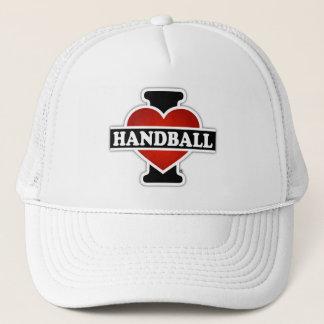 私はハンドボールを愛します キャップ