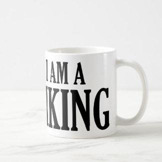 私はバイキングです コーヒーマグカップ
