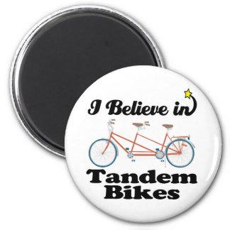 私はバイクを一緒に信じます マグネット