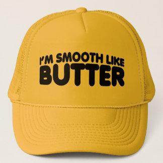 私はバターのように滑らかです キャップ