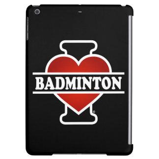 私はバドミントンを愛します