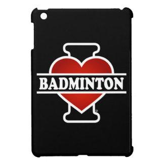 私はバドミントンを愛します iPad MINI カバー