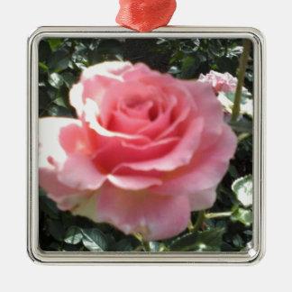 私はバラを愛します メタルオーナメント