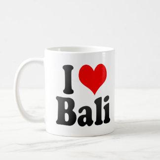 私はバリ島、インドを愛します。 Mera Pyarバリ島、インド コーヒーマグカップ