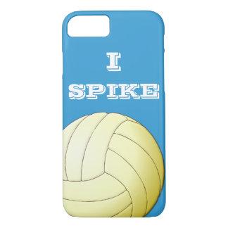 私はバレーボールのiPhone 7の箱を打ちつけます iPhone 8/7ケース