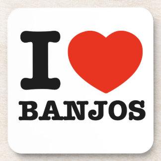 私はバンジョーを愛します コースター