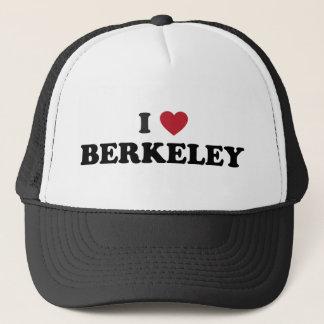 私はバークレーカリフォルニアを愛します キャップ