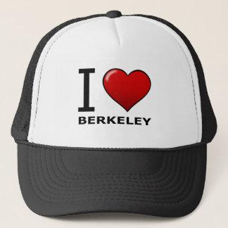 私はバークレー、カリフォルニア-カリフォルニア--を愛します キャップ