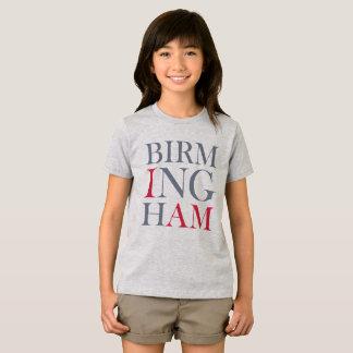私はバーミンガムのTシャツです Tシャツ