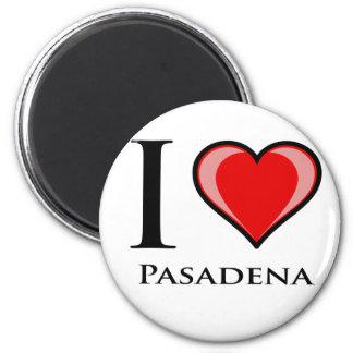 私はパサデナを愛します マグネット