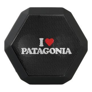 私はパタゴニアを愛します ブラックBluetoothスピーカー