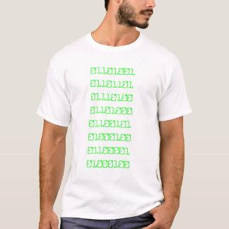 私はパパです Tシャツ