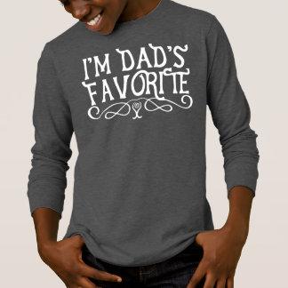 私はパパの自州の代議員を支持者にもつ候補の暗闇です Tシャツ