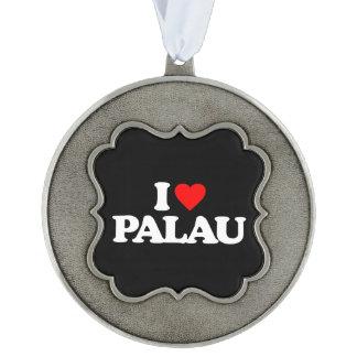 私はパラオ諸島を愛します オーナメント