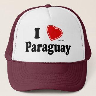 私はパラグアイを愛します キャップ