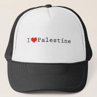 私はパレスチナを愛します キャップ