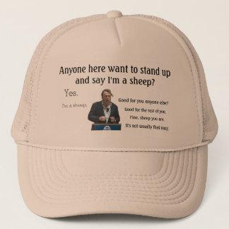 私はヒツジのHitchensの帽子です キャップ