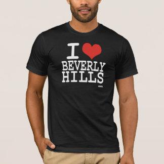 私はビバリー・ヒルズを愛します Tシャツ