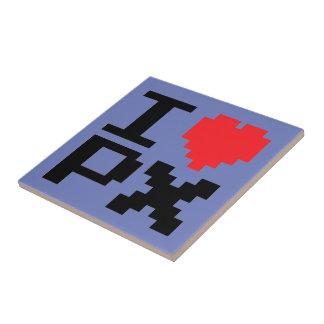 私はピクセルを愛します タイル