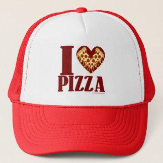 私はピザを愛します キャップ
