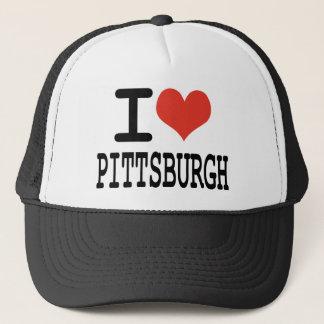 私はピッツバーグを愛します キャップ