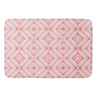 私はピンクのBath/台所マットを好みます バスマット