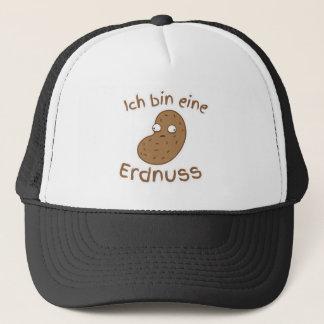私はピーナツドイツ人翻訳です キャップ