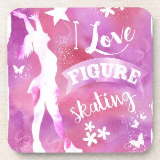 私はフィギュアスケートを愛します コースター