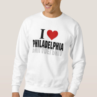 私はフィラデルヒィアを愛します スウェットシャツ