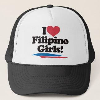 私はフィリピンの女の子を愛します キャップ