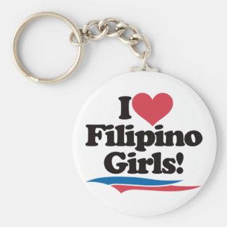 私はフィリピンの女の子を愛します キーホルダー