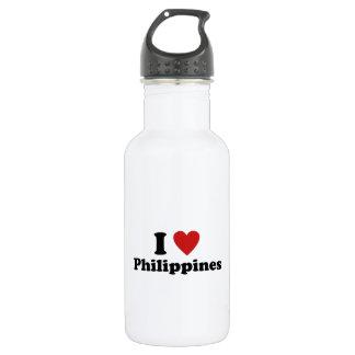 私はフィリピンを愛します ウォーターボトル
