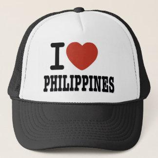 私はフィリピンを愛します キャップ