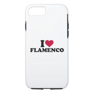 私はフラメンコを愛します iPhone 8/7ケース