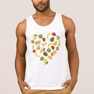 私はフルーツを愛します