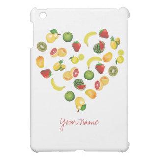 私はフルーツを愛します iPad MINIケース