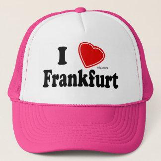 私はブランクフルトを愛します キャップ
